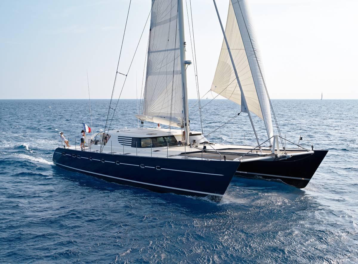 About Azizam Catamaran